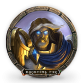 Hearthstone - Golden Heroes Portrait