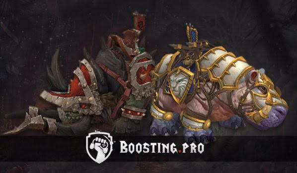 Buy PvP mount boost