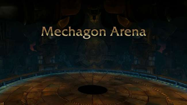 Mechagon Arena boost