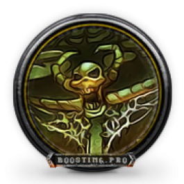Scholomance key boost icon