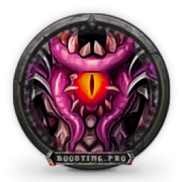 Mythic lootrun in WoW game, patch 8.3